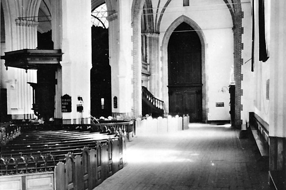 23 maart - Lezing kerkinterieurs na reformatie