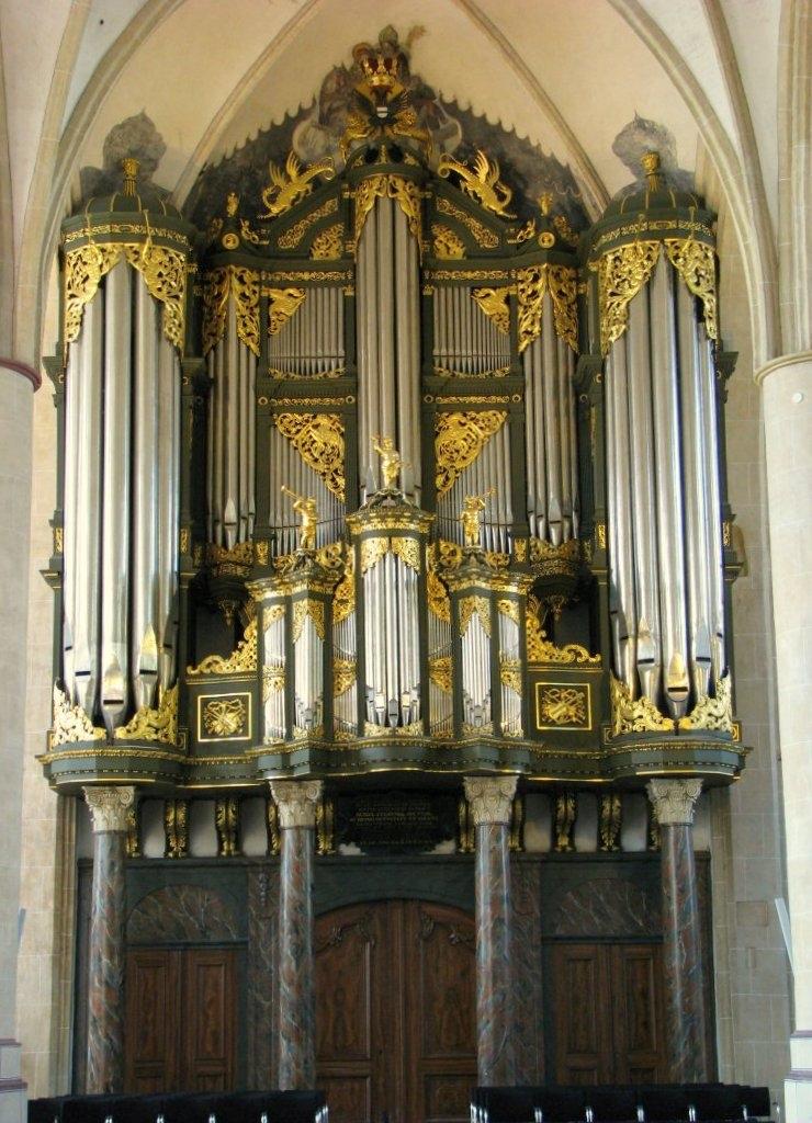 Orgels - Martinikerk Groningen