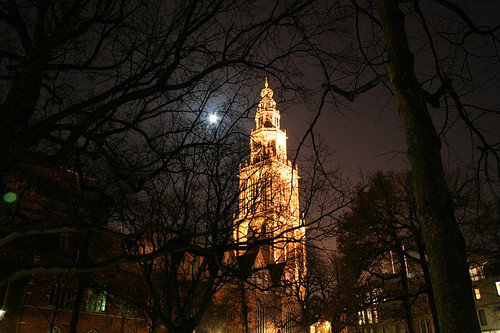 Kerkdiensten rondom Kerst en Nieuwjaar